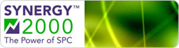 Synergy 2000 SPC Software Image.