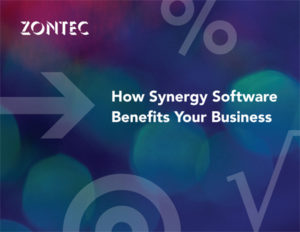 How Synergy Software Benefits Your Business whitepaper.